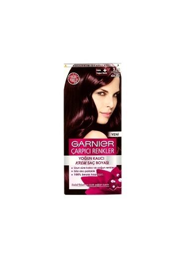 Garnier Garnier Çarpıcı Renkler Saç Boyası 3.6 Yoğun Küllü Kızıl Renkli